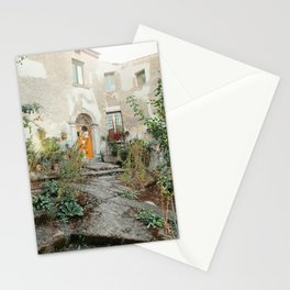 What I saw by Nonna II Stationery Cards