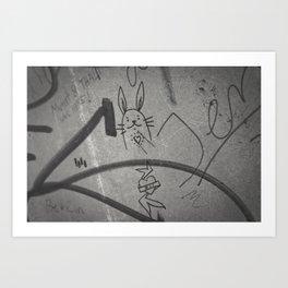 Berlin | by Raúl Sualdea Art Print