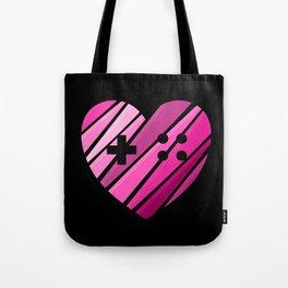 Gamer Girl at Heart Tote Bag