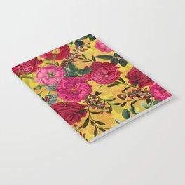 Vintage & Shabby Chic - Summer Tropical Garden Notebook