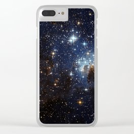 LH 95 in the Large Magellanic Cloud Clear iPhone Case