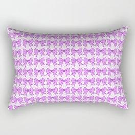 Lovely bows Rectangular Pillow