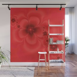 Remembrance Fractal Wall Mural