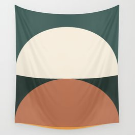Abstract Geometric 01E Wall Tapestry