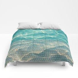 Crystal • Clear • Liquid Comforters