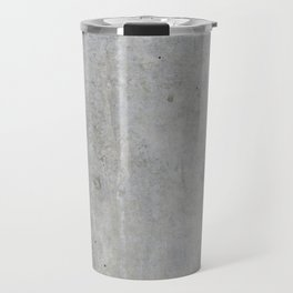 Concrete wall texture Travel Mug
