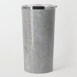 Concrete wall texture Travel Mug