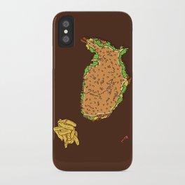 United Tastes of America iPhone Case