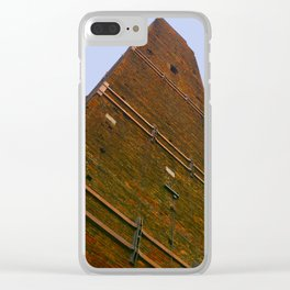 Italian skyscraper Clear iPhone Case
