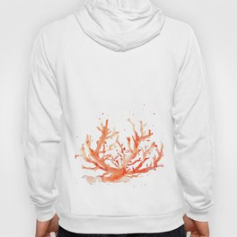 The Coral of Sciacca Hoody