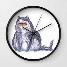 Great White Shark Cat :: Series 1 Wall Clock