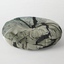 Rift Floor Pillow
