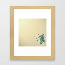 Day 0036 /// p-lat/ter-s Framed Art Print