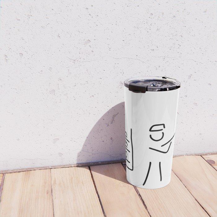 baker's craft Travel Mug