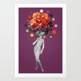 Pothead Too Art Print