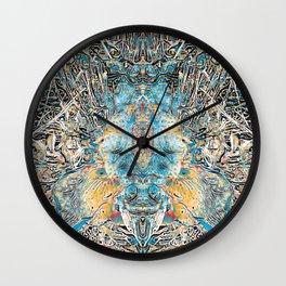 Garden Spirit Wall Clock