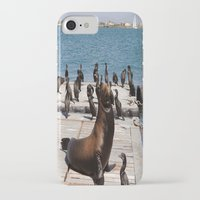san diego iPhone & iPod Cases featuring San Diego by Taylor