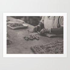 bakings... Art Print