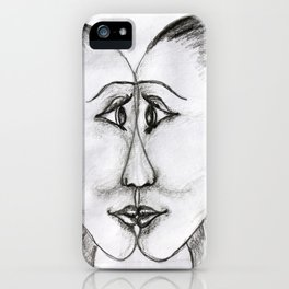 Show yourself some love  iPhone Case