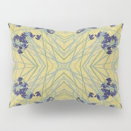 Smoke Tree Blooming Pillow Sham