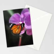 Butterfly Garden 2 Stationery Cards