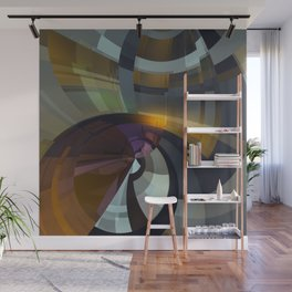 Abstract Composition 26 Wall Mural