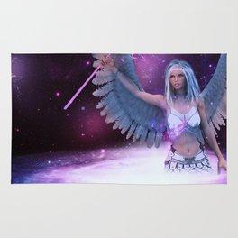 Space angel Rug