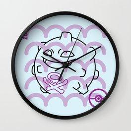 K-109 Wall Clock
