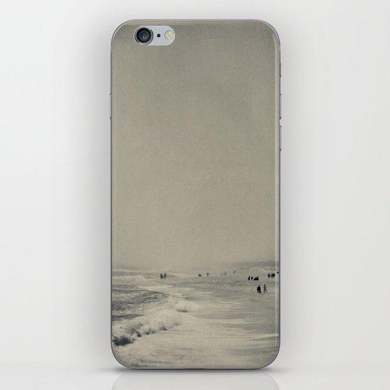 Sunday Stroll iPhone & iPod Skin