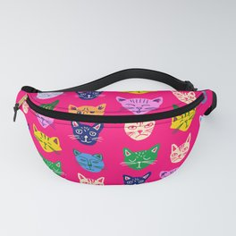 Caturday Fanny Pack