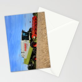 A Touch Of Claas 'Claas Lexion 470' Combine Harvester Stationery Cards