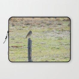 Burrowing owl Laptop Sleeve