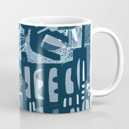 Winter Blues Coffee Mug