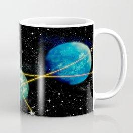 Interstellar Intersections Coffee Mug