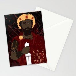 Septimius Severus Stationery Cards