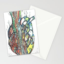 Nature Has a Heartbeat Stationery Cards
