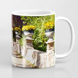 Assiniboine Park Fall Path Coffee Mug