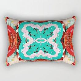 Plate No.1 Rectangular Pillow