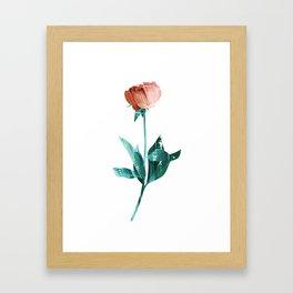 Flower Power #1 Framed Art Print