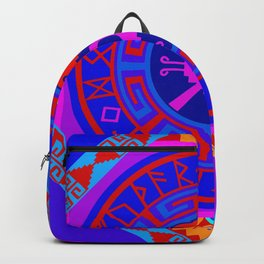 Astrological Hunab Ku Backpack