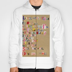 Stale Cigarettes Hoody