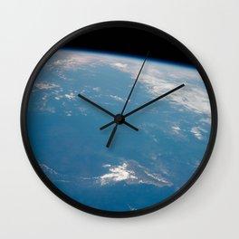 Apollo 7 - Hawaii Wall Clock