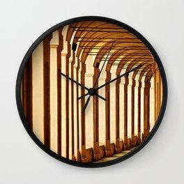 Portico di San Luca Wall Clock