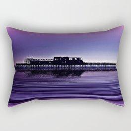 Destructive Beauty Rectangular Pillow