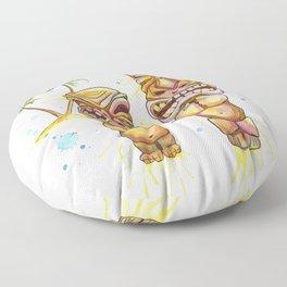 Freaky Tiki Floor Pillow