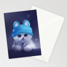 Yang The Cat Stationery Cards