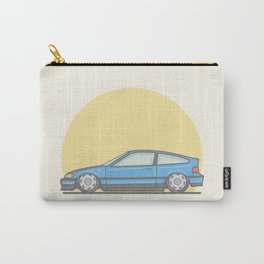 Honda CRX mk2 vector illustration Carry-All Pouch