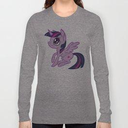 Twilight Sparkle Chibi Long Sleeve T-shirt