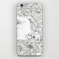 trippy iPhone & iPod Skins featuring Trippy by Kandus Johnson