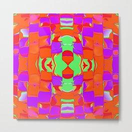 imperfect symmetry Metal Print